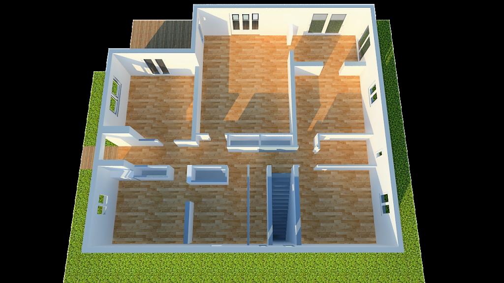 modelisation texture bis LE BOULOU